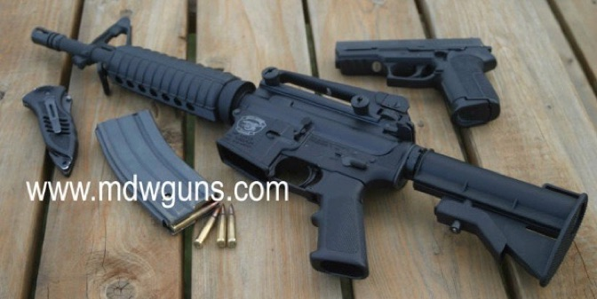 NFA weapons
